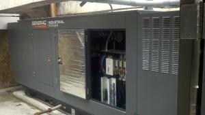 Inside the Generac Power Center