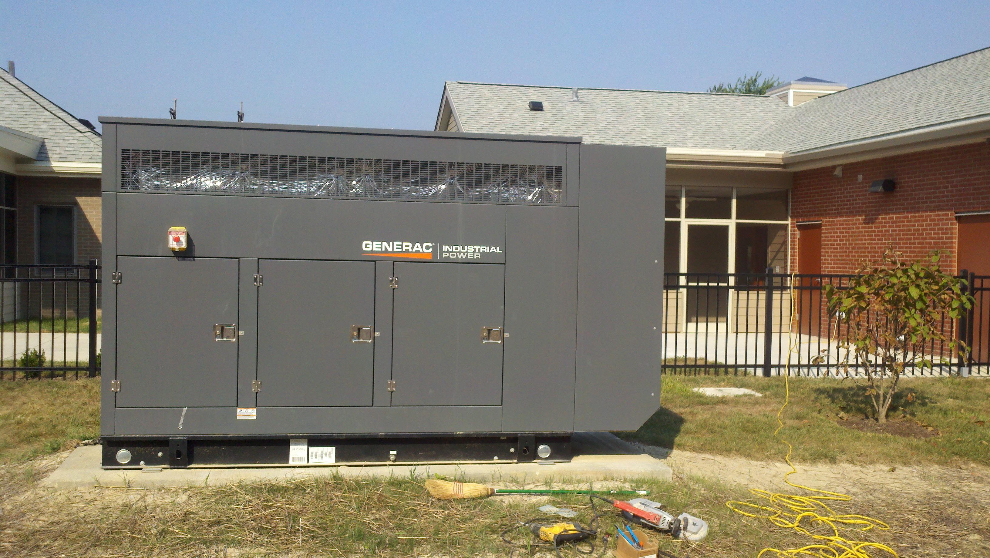 Generac Backup Power Generators