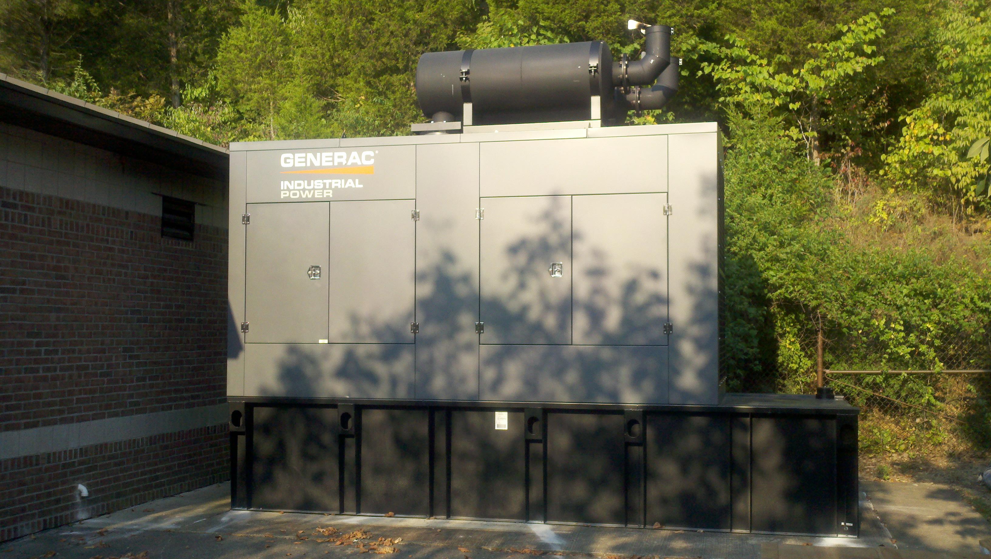 Generac Backup and Power Generators