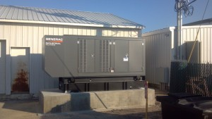 Industrial Power by Generac