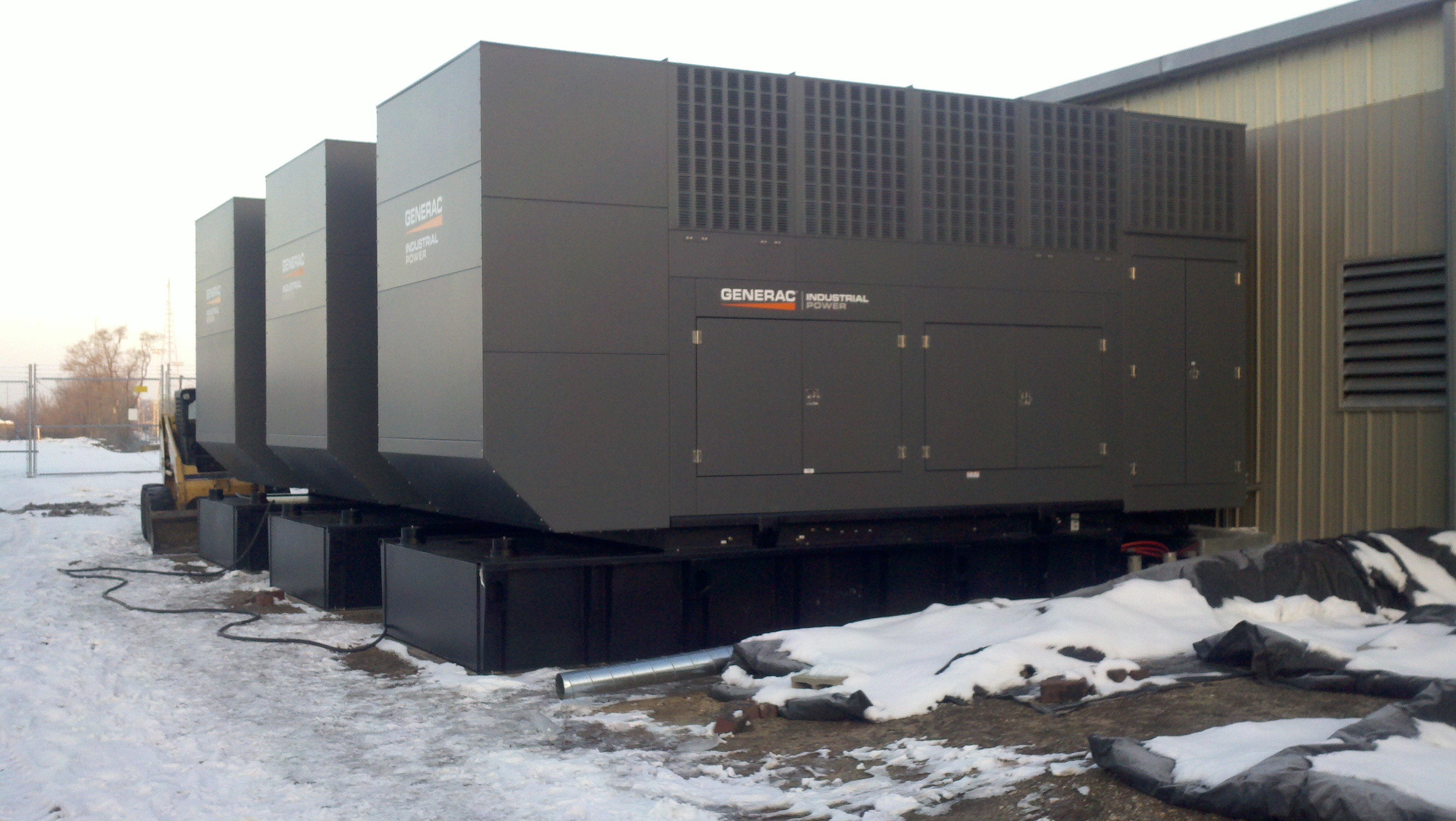 Power Generator by Generac in Evansville