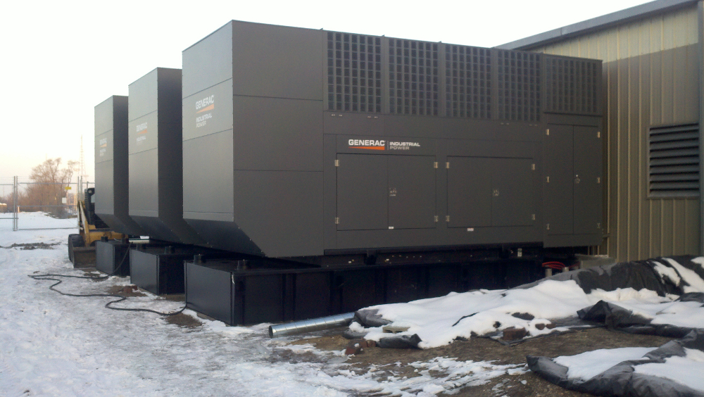 Generator Sales Power Generation Evapar