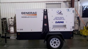 Generac Mobile Power Generator MMG35
