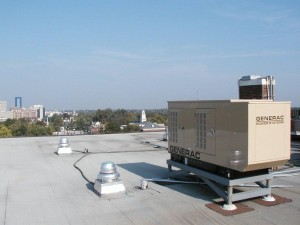 50kW Natural Gas Rooftop Application Residential