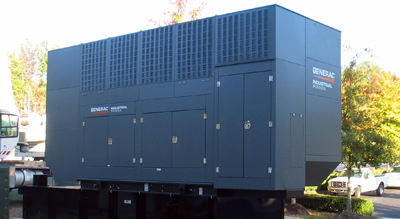 Generac's Gemini Twin Pack Power Generator