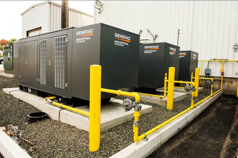 Generac Power Generators installed