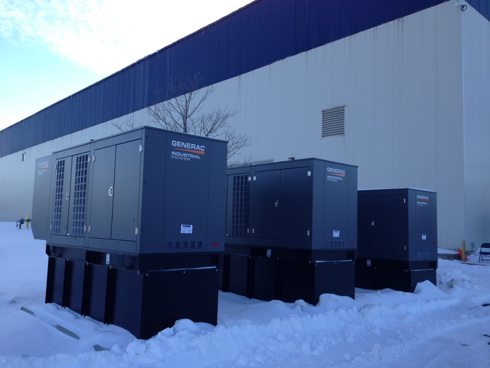 Generator Sales Power Generation