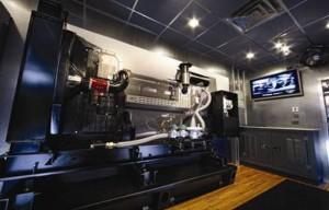 Generac Power Truck generator