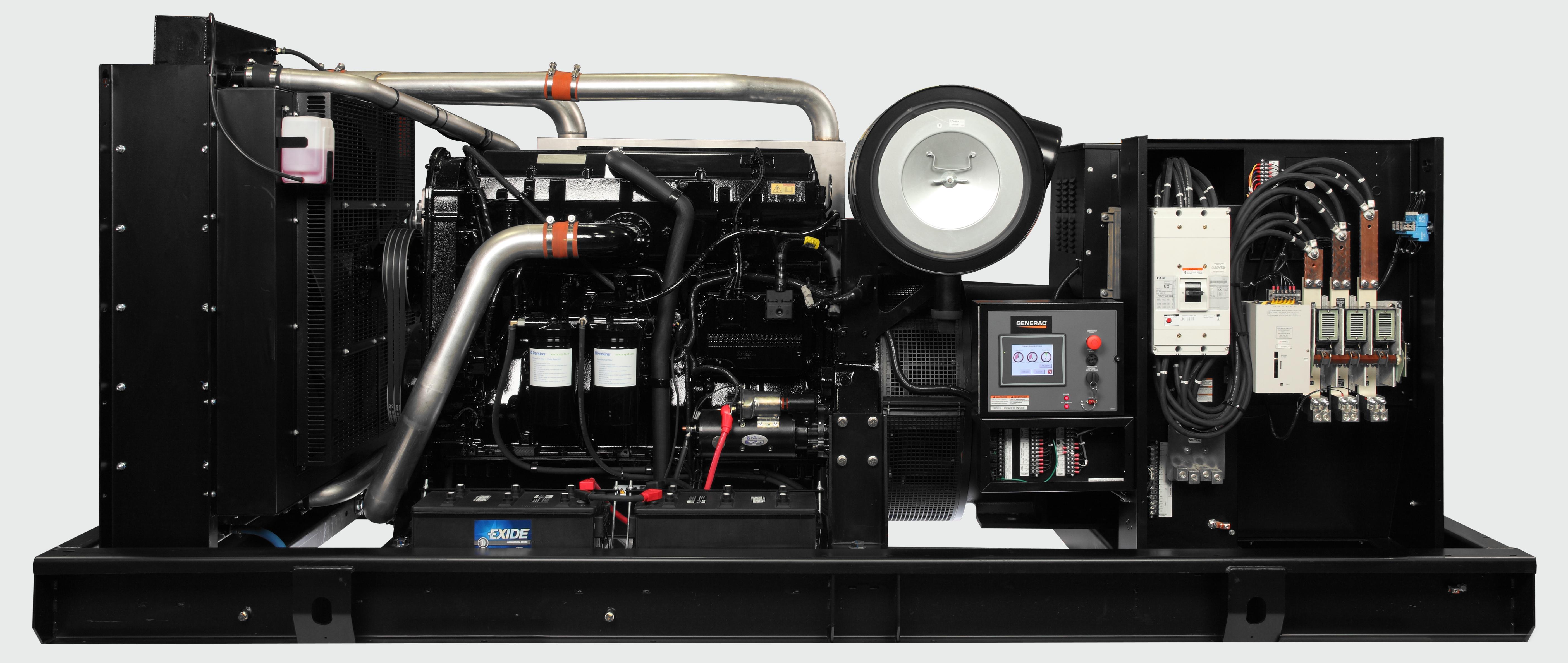 Standardization Across Diesel 400 600kW Diesel Generators