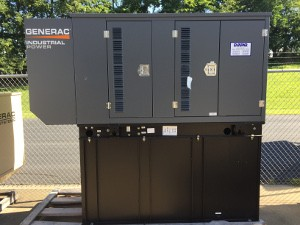SD035 Generac Industrial Power Generator