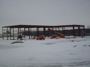 Construction in Fort Wayne and Framing EVAPAR