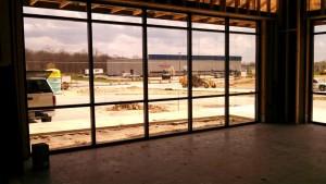 Inside the new EVAPAR building