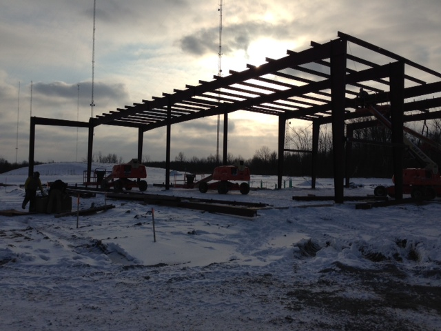 Fort Wayne EVAPAR location framing