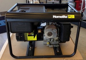 I have a homelite Generator LR5500 with a 11 hp. motor manual…