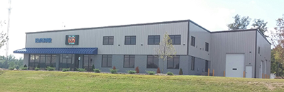 exterior of the fort wayne location of evapar